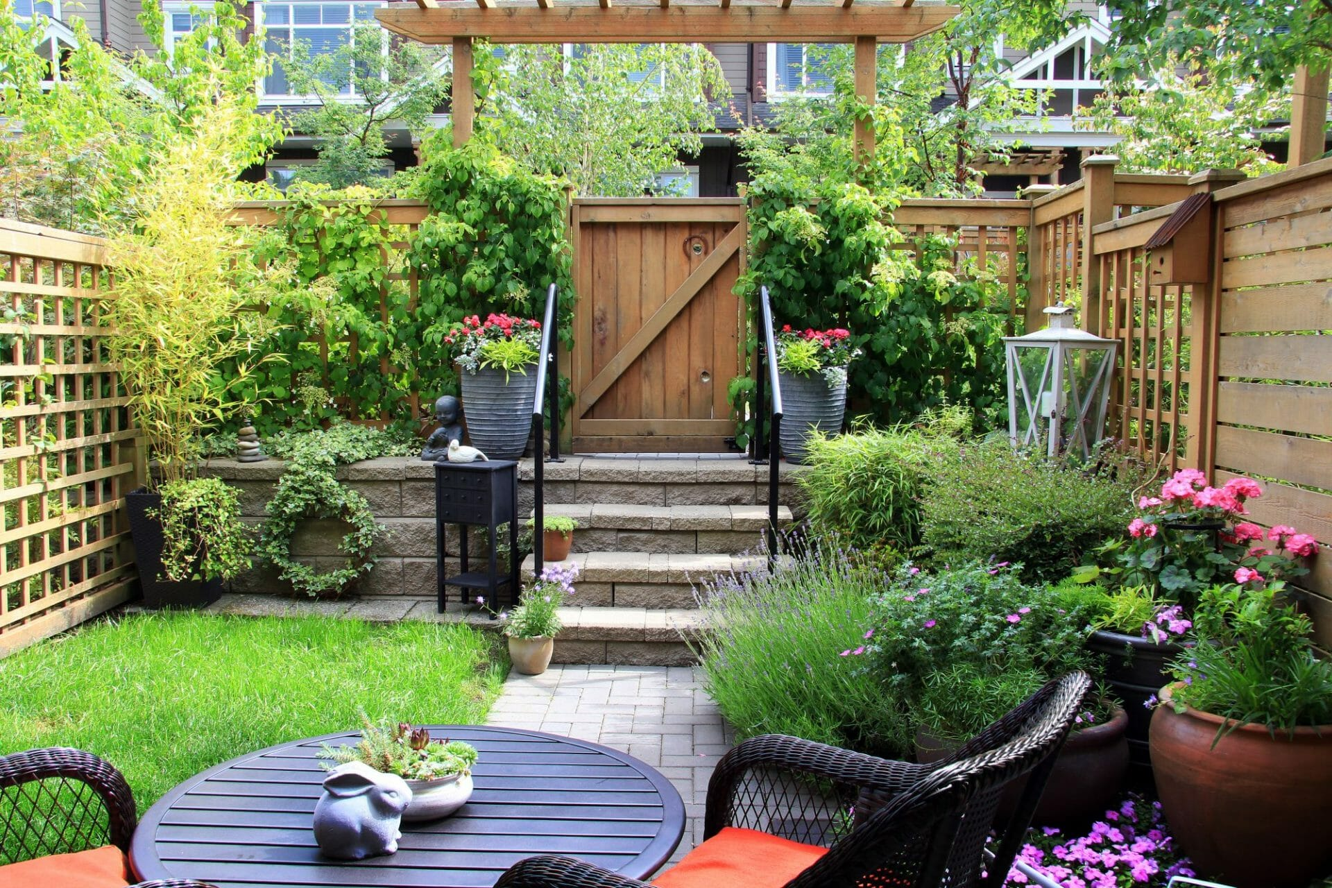 How to Landscape a Backyard